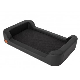 Triumph gultas šunims - juodas