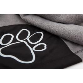 Antklodė šunims pilka