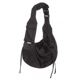 Kelioninis krepšys šunims Juliette, juoda spalva