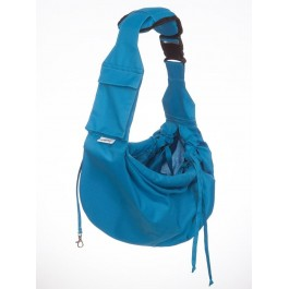 Kelioninis krepšys šunims Juliette, mėlyna spalva