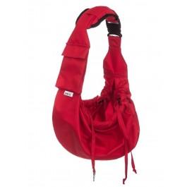 Kelioninis krepšys šunims Juliette, raudona spalva