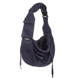 Kelioninis krepšys šunims Juliette, tamsiai mėlyna spalva