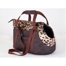 Kelioninis krepšys šunims pantera