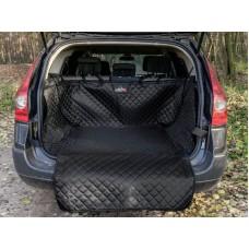 Automobilio bagažinės užtiesalas šunims (juodas)