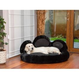 Paw exclusive gultas šunims - juodas