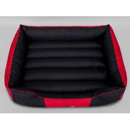 Cordura Prestige guolis šunims juodas ir raudonas