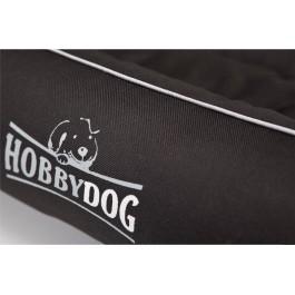 Cordura Prestige guolis šunims juodas su šuniukais