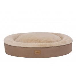 Rabbit gultas šunims - smėlio spalvos