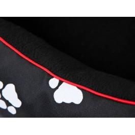 York guolis šunims juodas su pėdutėmis