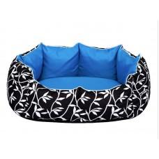 York guolis šunims mėlynas su juodais šonais