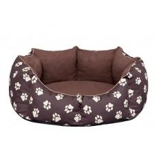 York guolis šunims rudas su pėdutėmis