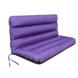 Pagalvė Ana - violetinė - 180 x 110 cm