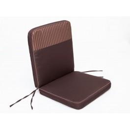 Pagalvė Bankok - ruda/šviesiai ruda