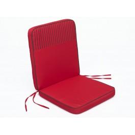 Pagalvė Bankok - raudona