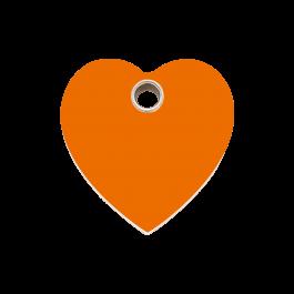 """Red Dingo ID pakabukas """"Heart"""" su graviravimu"""