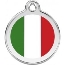 "Red Dingo ID pakabukas ""Italian Flag"" su graviravimu"