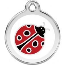 "Red Dingo ID pakabukas ""Ladybug"" su graviravimu"