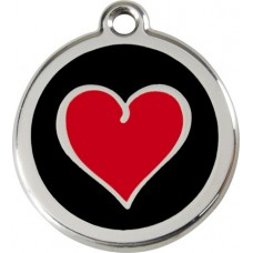 """Red Dingo ID pakabukas """"New Heart"""" su graviravimu"""