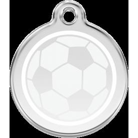 """Red Dingo ID pakabukas """"Soccer Ball"""" su graviravimu"""