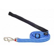 """Red Dingo pavadėlis šunims """"Hypno"""" mėlynas 12mm - 1.8m"""